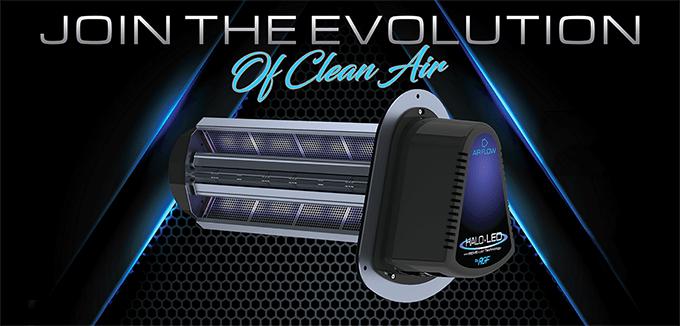 HALO-LED-TRS Heating & Cooling